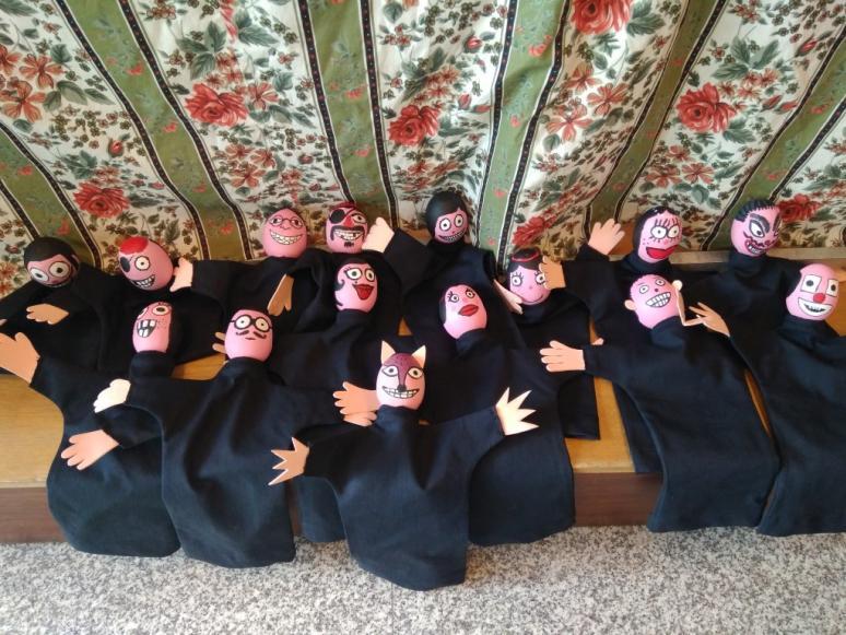Oficina de Marionetas