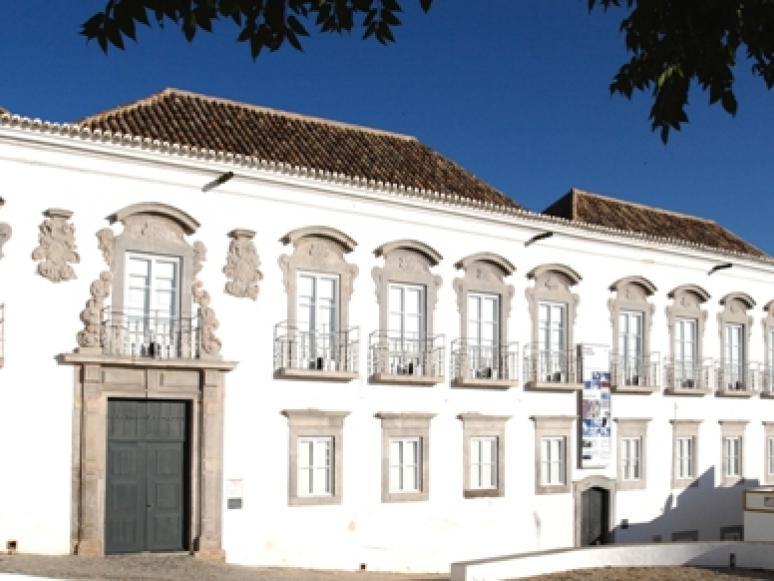 Fachada do Palácio da Galeria